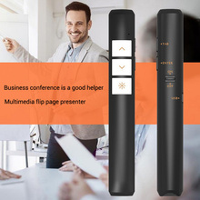 Cheap price USB 2.4Ghz Wireless Remote Control Presenter PPT with Red Laser Pointer Pen for Powerpoint Presentation Remote Universal