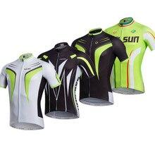 bike jerseys green black men women cycling clothing bicycle road jersey cycling wear shirts