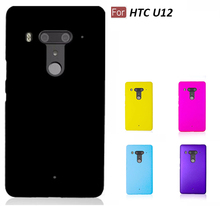 u12 Phone Cases Ultra Slim Hard Rubberized Matte Cover Case For HTC U12 Cellphone new in stock