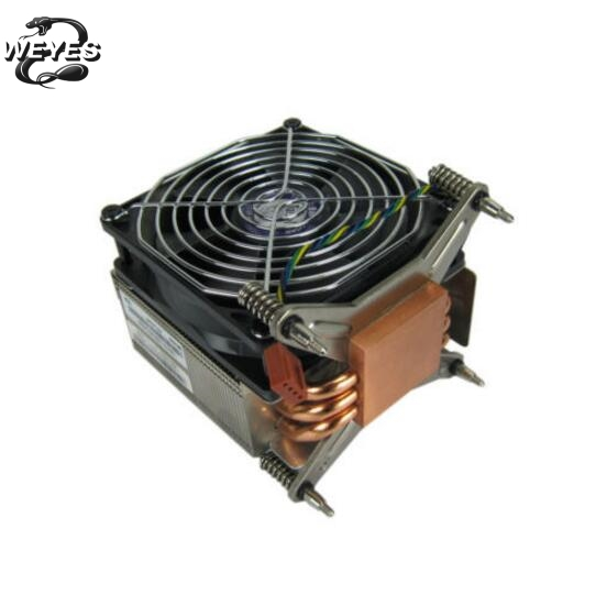 S20 CPU Heat Sink With 4-Pin Cooling Fan 64Y9827 41R5580 used condition with three months warranty 3rw3036 1ab04 22kw 400v used in good condition