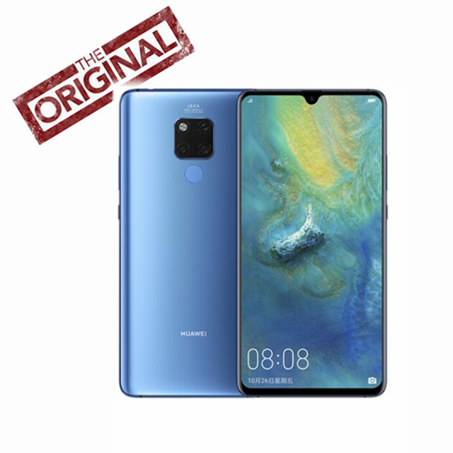 HUAWEI Mate 20 X Mate 20X Smartphone 7.2 inch Full Screen 2244x1080 Kirin 980 octa core EMUI 9.0 5000 mAh 4*Camera Quick Charger