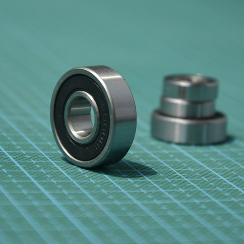 S609-2RS 4 PCS 9x24x7 mm 440c Stainless Steel Rubber Seal Ball Bearings