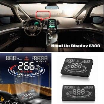 Car Head-up Display For Renault Espace 4 2003-2014 Vehicle HUD Head Up Virsual Display Digital Electronic Accessories