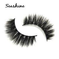 Free Shipping 20 pairs/lot Profession False Eyelashes faux mink lashes natural volume eyelashes extension false eyelashes