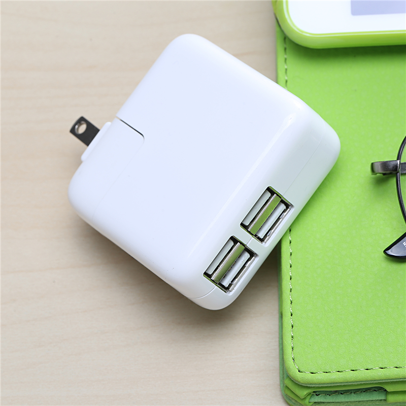 4 Ports USB Wall Charger EU/US/UK/AU plug 5V 1A AC Power Adapter Travel Home USB Cahrger Mobile Phone Charger Universal Adapter