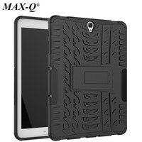 For Samsung Galaxy Tab S3 9 7 Case T820 T825 MAX Q TPU Tire Pattern Shockproof