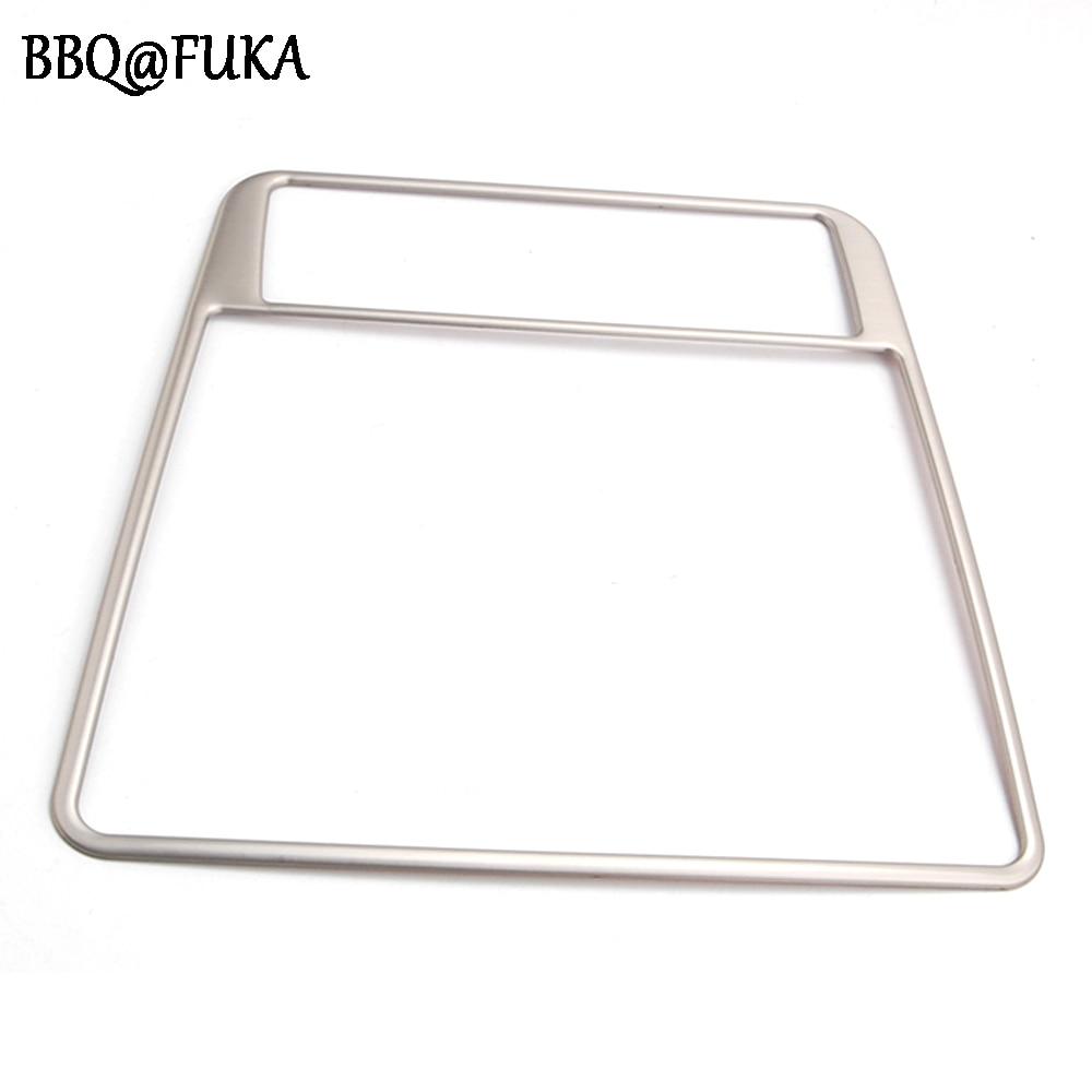 ᐅBBQ@FUKA 1pcs New Car Console Gear Storage Box Panel Cover Trim ...