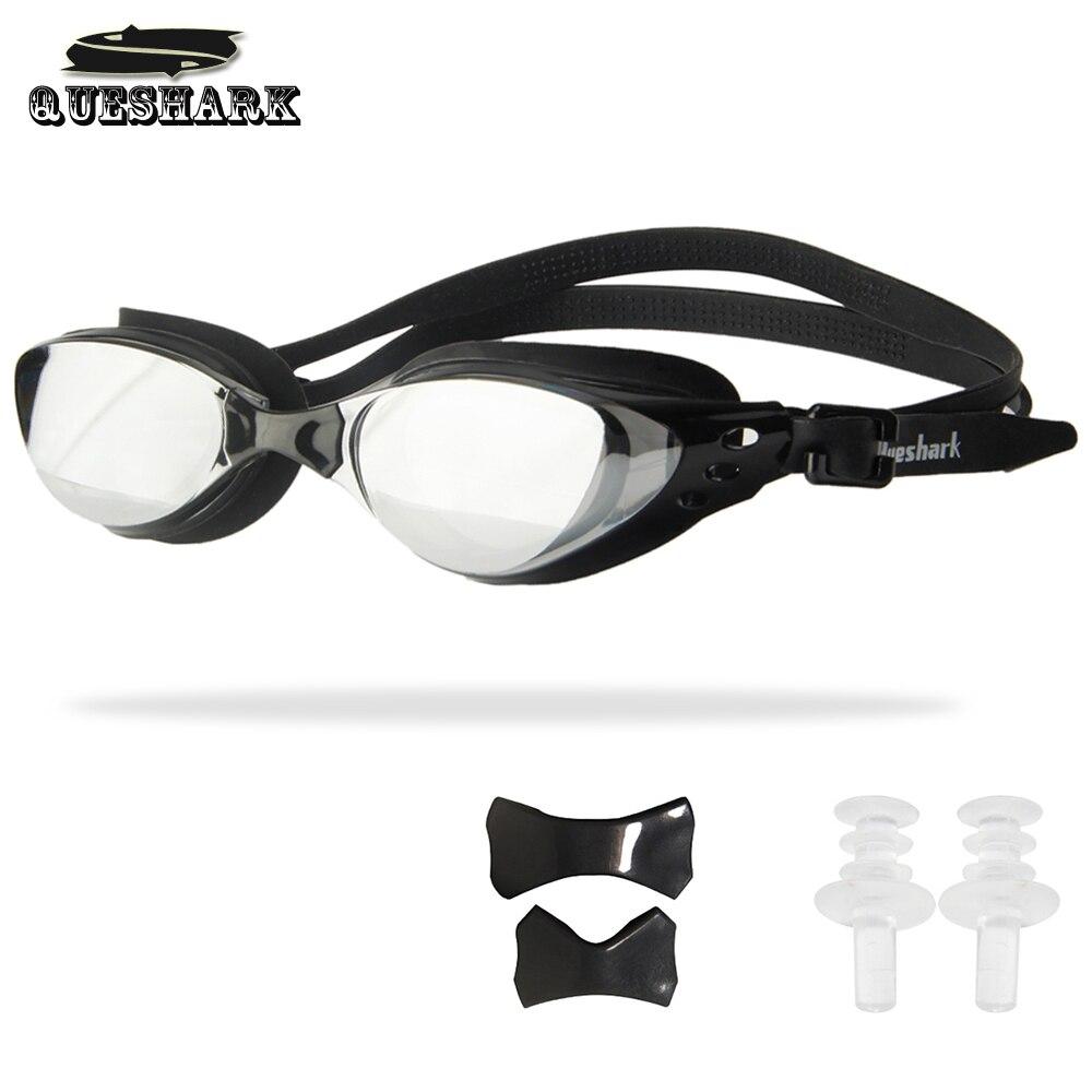 Для мужчин Для женщин Плавание очки Анти-туман УФ-защита Очки для плавания Профессиональный Гальванизируйте Водонепроницаемый Плавание Ming... ...