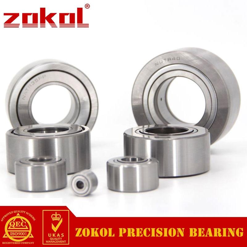 ZOKOL NATR50 bearing NATR50PP Yoke Track Roller Bearing 50*90*32mmZOKOL NATR50 bearing NATR50PP Yoke Track Roller Bearing 50*90*32mm