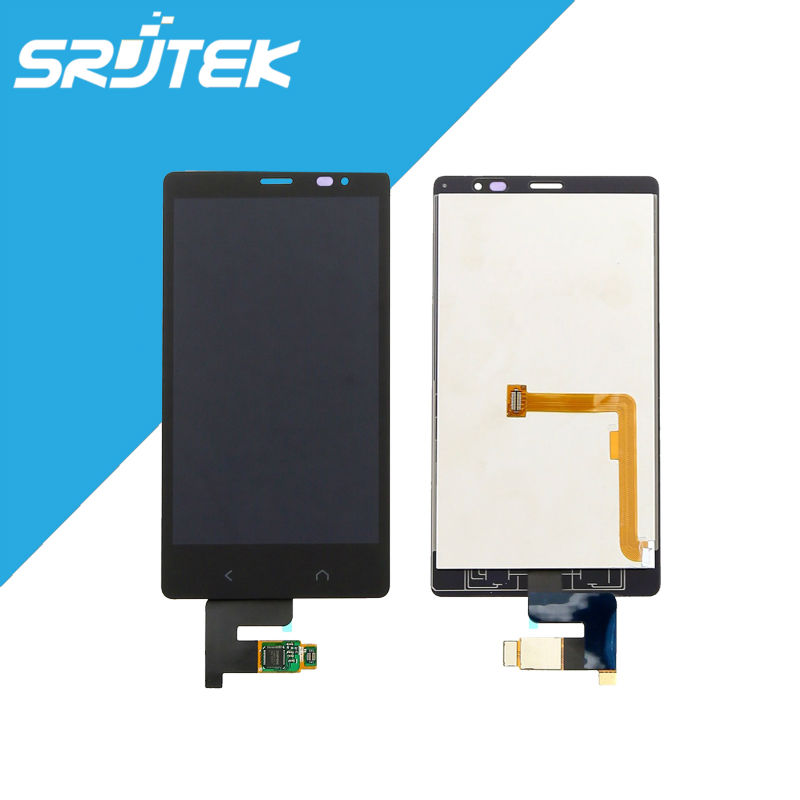 4.3 For Nokia X2 Dual SIM RM-1013 X2DS Touch Screen Digitizer Glass with LCD Display Full Assembly Black