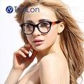 TebLon марка очки Конфеты Цвет Партии Очки для женщин красочные очки óculos де грау с прозрачной линзой eyegasses кадр