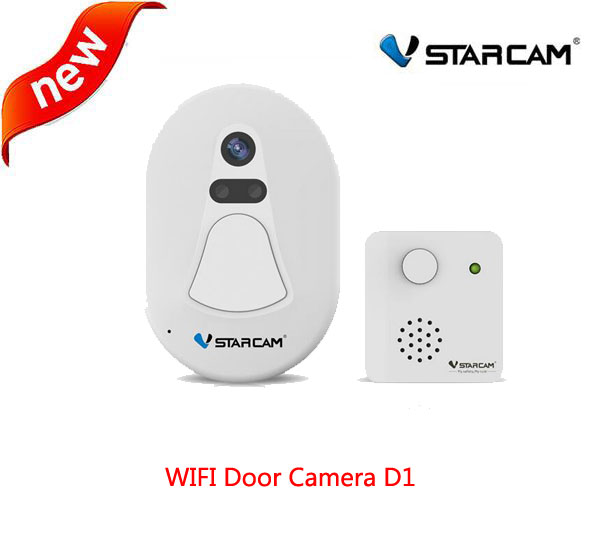 VStarcam D1 Door Camera, Outdoor Bell camera,WIFi camera +RF2.4G, Photo Doorbell,support IOS and Android phone детская игрушка new wifi ios