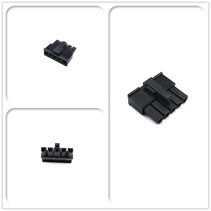 WinKool PC Modular Power Supply 5Pin Male Connector Housing 4.2mm Pitch Spacing 5557 Type