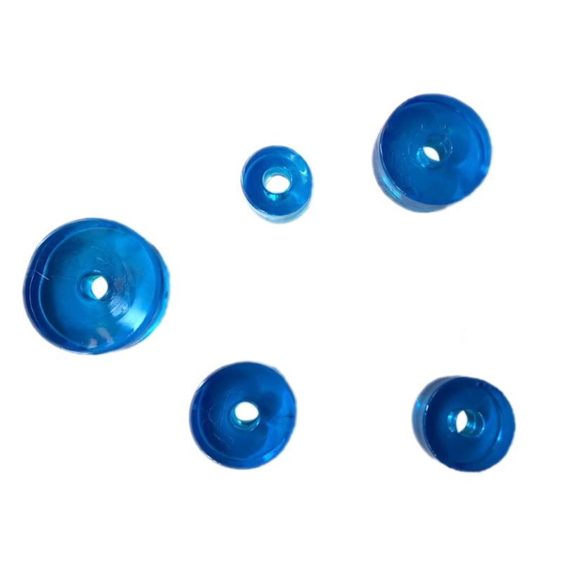 1 Satz Uhr Pads Bewegung Befestigung Runde Fall Reparatur Werkzeuge Uhrmacher Kit Pad Einfügen 19/25/27/ 31/35mm N11_b