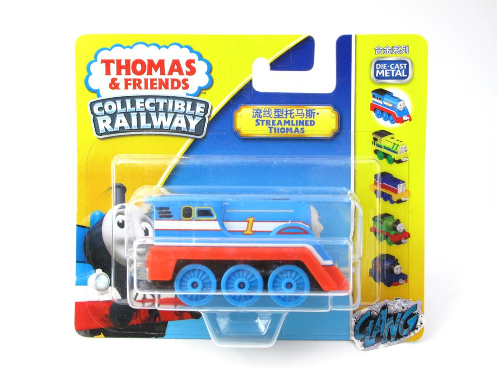 1:64 Diecasts Vehicles Thomas T130N NO.1 Thomas And Friends Magnetic Tomas Truck Engine Railway Train Toys for Boys NIB