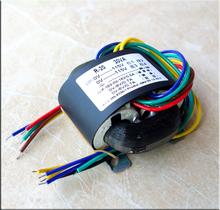 30W R transformer for amplifier and DAC DIY double 16V +single 8V