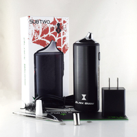 Сухой травы испаритель оригинальные Kingtons комплект Черная Вдова электронная сигарета VAPE 2200 мАч e пачку сигарет mod