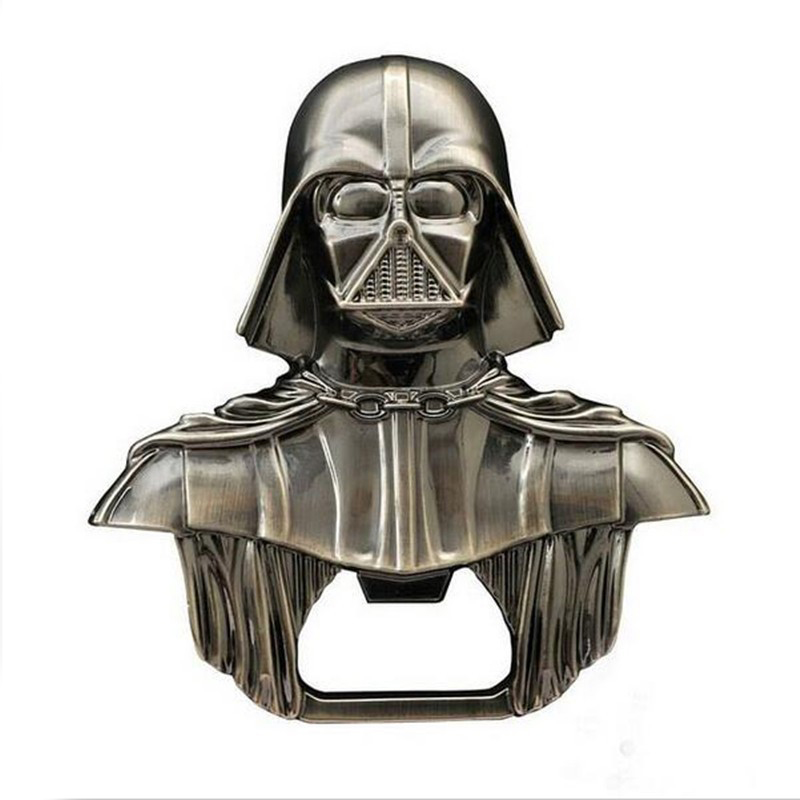 product Star Wars Darth Vader Alloy Beer Bottle Opener Keychain Jewelry Toy High Quality Openers For Kitchen Tools