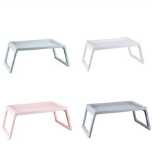 Portable Foldable Folding Laptop Table Notebook Desk Sofa Bed Laptop Table for Eating Studying on Sofa Bed with Folding Legs