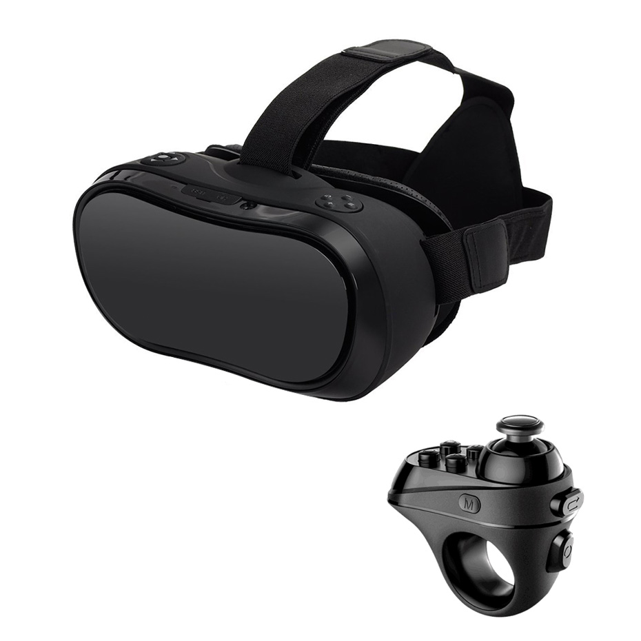 VR Headset VR glasses Virtual Reality for pc 3d Glasses cardboard vr glasses ps4 virtual reality All In One for PS4 Xbox PC vr glasses 3d glasses vr headset box virtual joystick for phone virtual reality glasses for iphone google cardboard galaxy s9