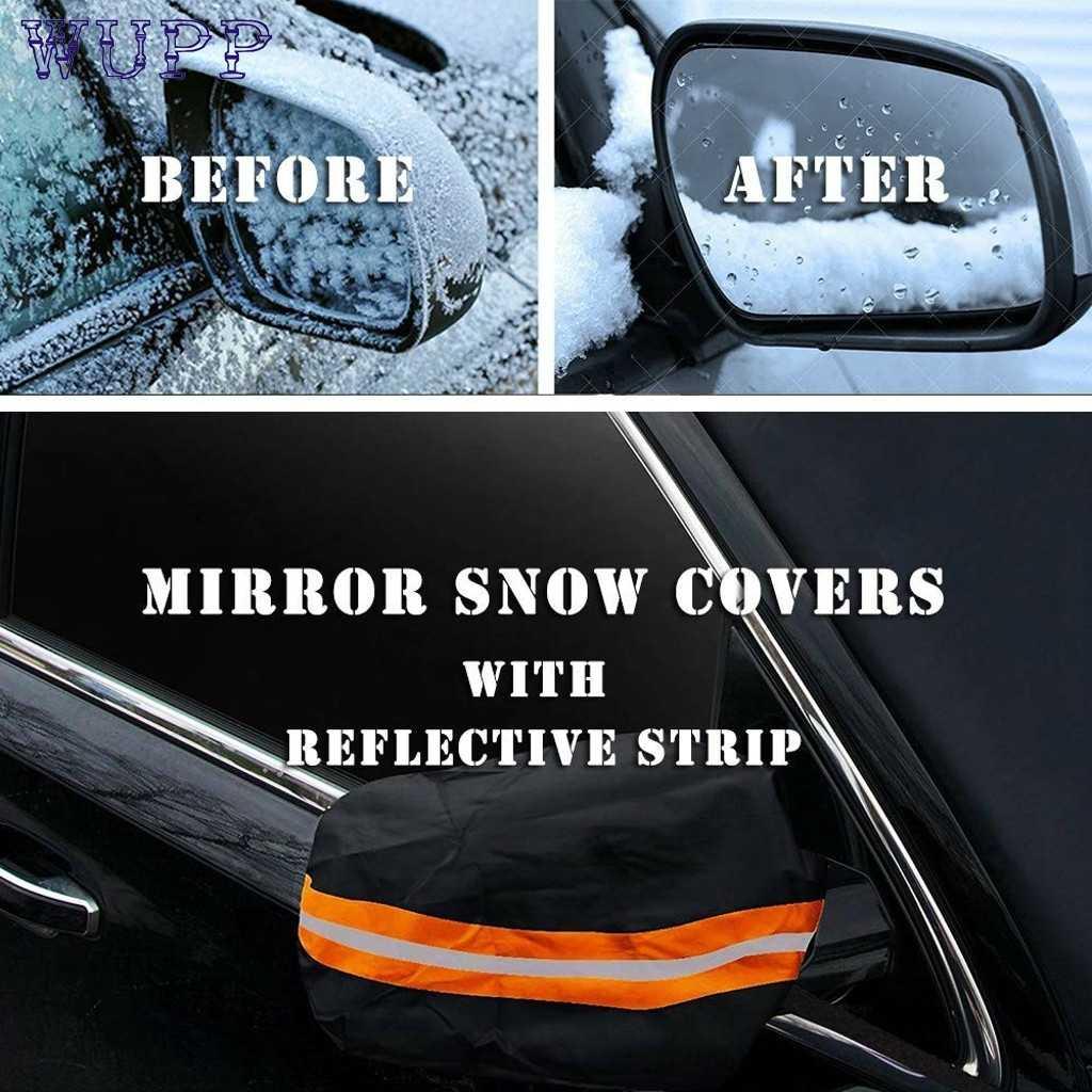 CARPRIE Auto Protetor de Pára Brisa Magnético Tampa Do Carro À Prova D' Água de Neve Gelo Geada Nov24 Navio Da Gota