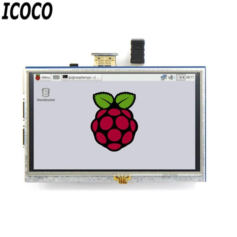Moruq Pi XPT2046 isti satış üçün ICOCO Yeni Gəliş Yüksək - LED işıqlandırma - Fotoqrafiya 2