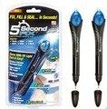 Quick 5 Second Fix UV Light Repair Tool Glue Liquid Plastic Welding Kit Hot