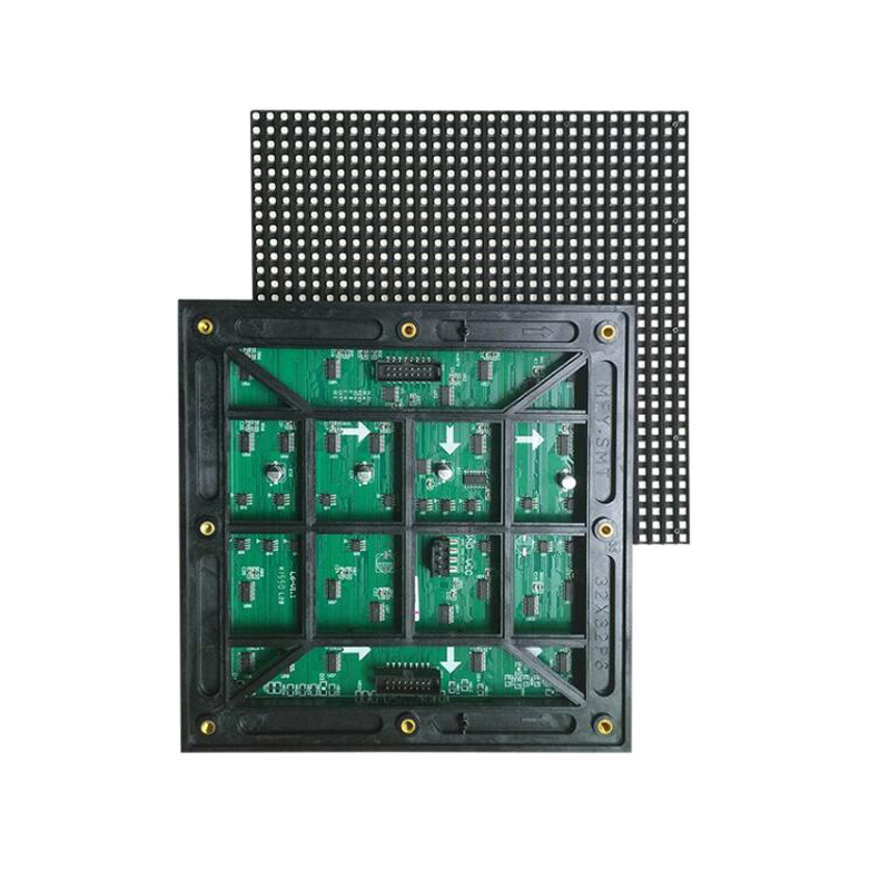 P6 Outdoor Waterproof 1/16 Scan RGB Full Color 32x32 Pixels SMD Led Module Board For Video Wall P4 P5 P8 P10 Led Display Screen