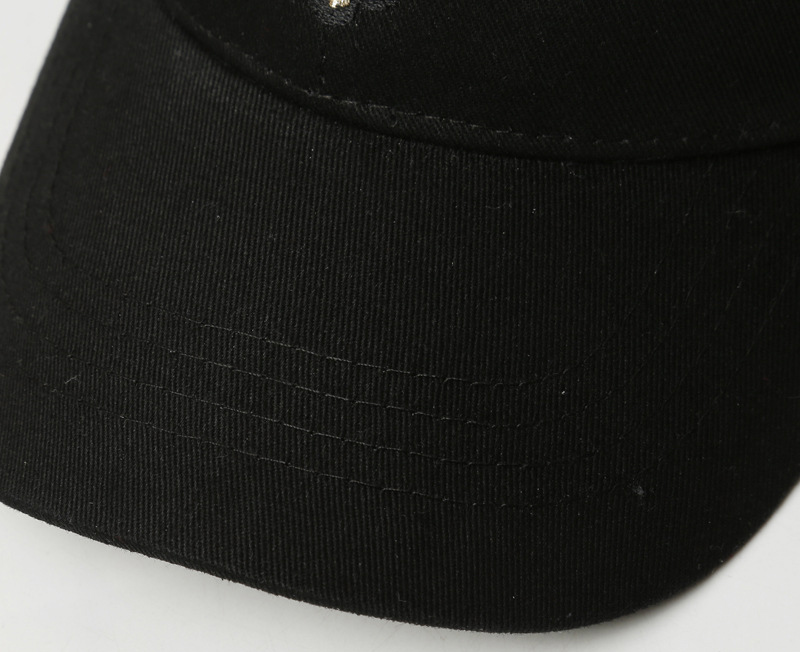 Lion Embroidery Pattern Baseball Cap Women Men Solid Color Cotton Hat Unisex Fashion Casual Adjustable Sunscreen Caps CP0115  (11)