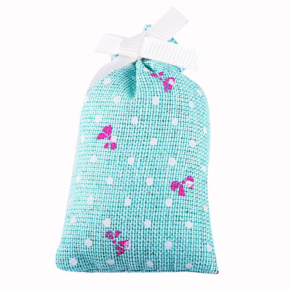 Home Decor 1pcs Natural Plant Mothproof Fragrance Sachet Bag Car Wardrobe Incense Rose Lily Jasmine Lavender Smell Clean Air Sachet