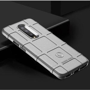 Image 5 - Étui antichoc armure de luxe pour one plus7 Pro étui anti rayure résistant aux empreintes digitales housse de protection airbag