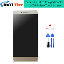 For Letv Le LeEco Coolpad Cool 1 LCD Display+Touch Screen Digitizer Assembly Replacement for Cool1 Dual C106 lcd Free Shipping