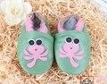 2016 100% sapatos de bebê de couro sapatos rosa sapatos da criança branca