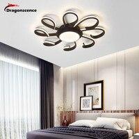 Dragonscence New Modern Led Ceiling Chandelier Lighting home decorative Bed room Living Dining room Chandelier Fixture