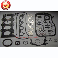 J20A L34 двигателя полный комплект прокладок комплект для Chevrolet TRACKER SUZUKI ESCUDO VITARA Cabrio GRAND VITARA SX4 2.0L 11400-65862 50272000