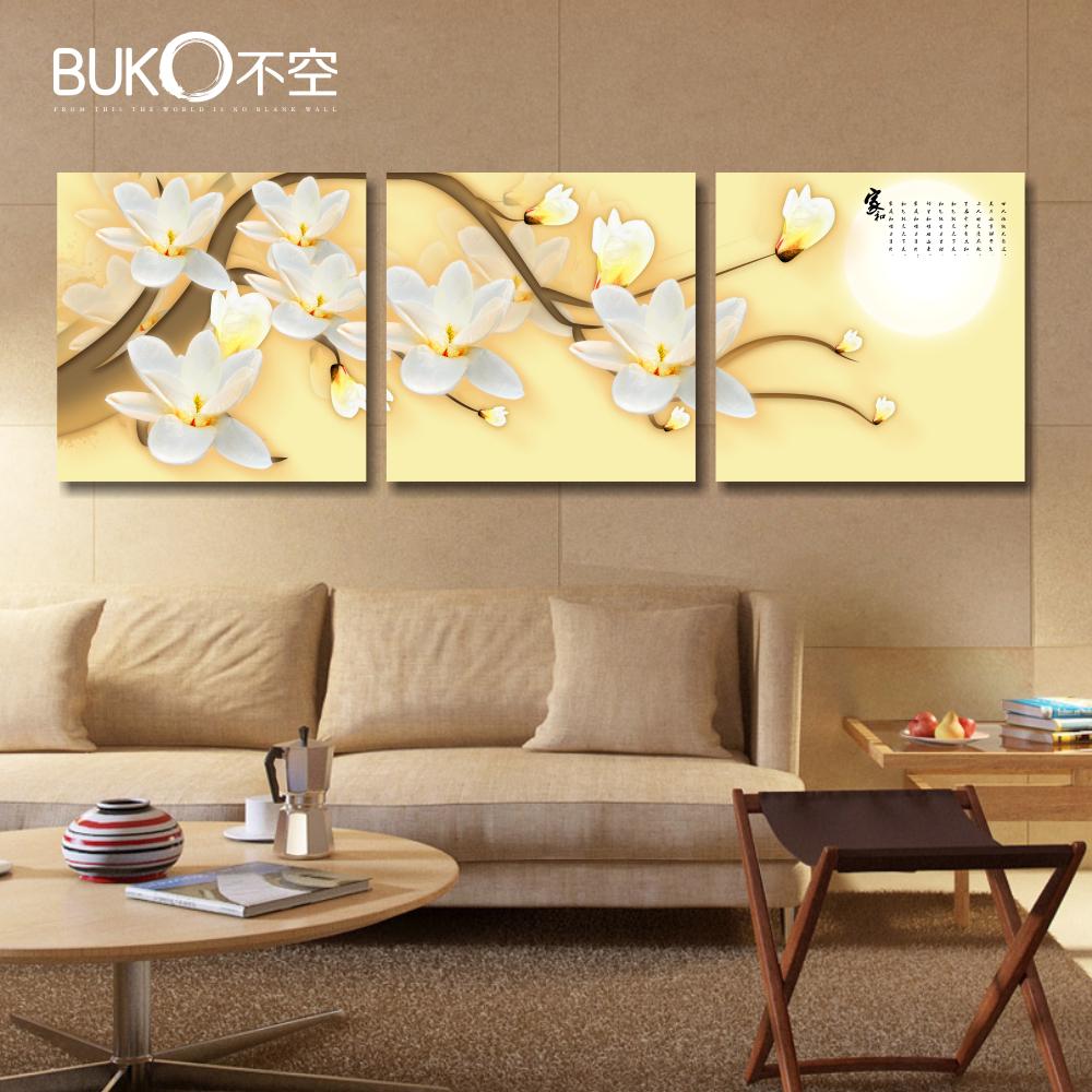 Buko Farbe Von Kunst Orchideen Poster Dekoration Wandkunst Lgemlde Leinwand Bilder An Der Wand Cuadros Modulare Wohnzimmer 3 S