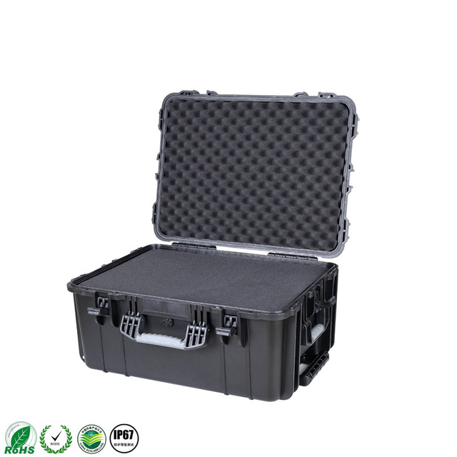 factory IP 67 hard PP palstic waterproof shookproof injection mould tool cases 1