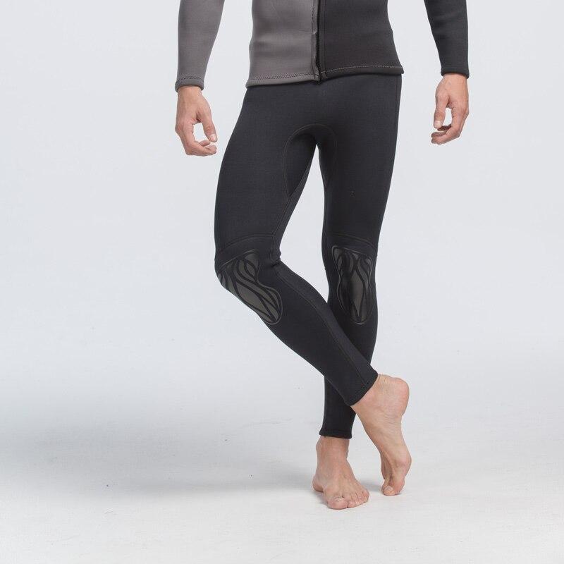 Newest 3mm Neoprene Swimwear Surfing Scuba Diving Pants Trousers Wetsuit Wind Surfing Fishing Snorkeling High Elastic Warm