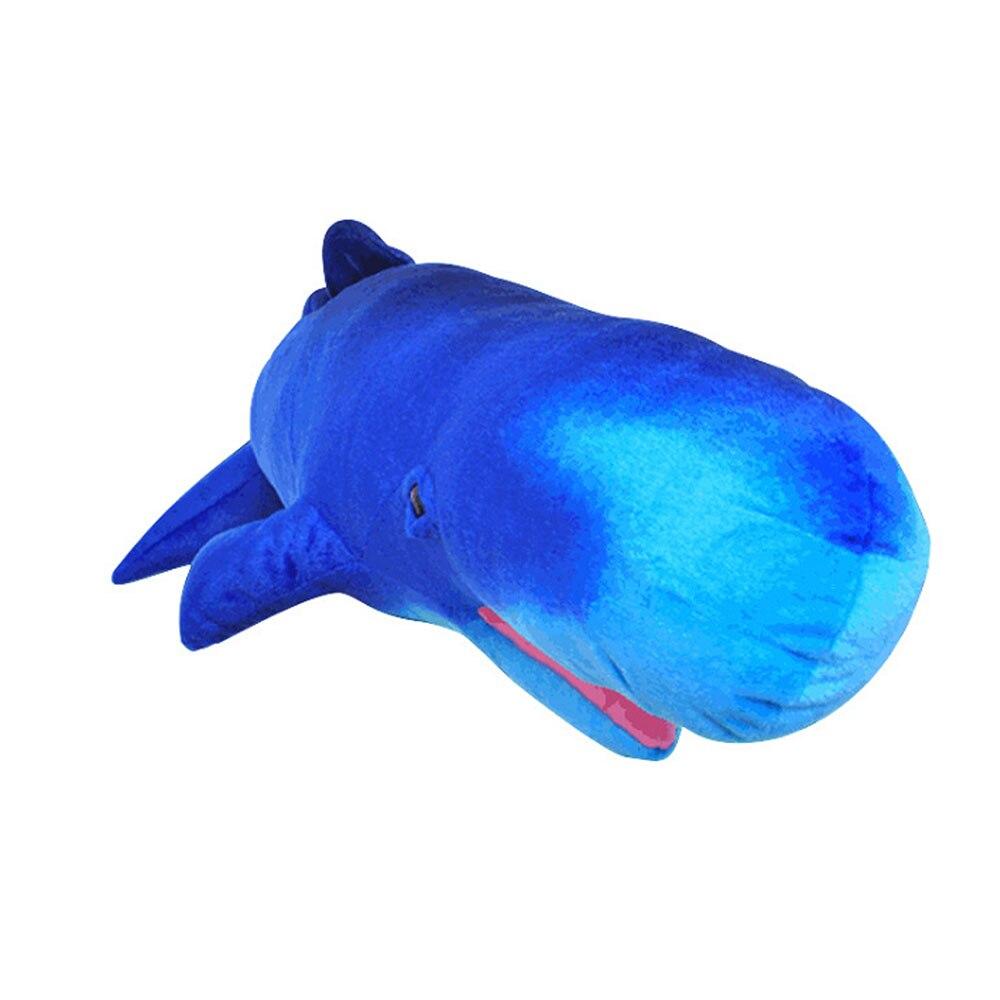 Children Plush Stuffed Toy Sperm Whale Marine Simulation