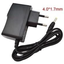 Adaptador de corriente de cargador de 5V y 2A, fuente de alimentación de 4,0x1,7mm CC para Android TV Box, Sony PSP 1000 2000 3000 para Xiaomi mibox 3S, 1 Uds.