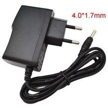 Adaptateur électrique de chargeur 5V 2A, 1 pièce, adaptateur électrique, 4.0*1.7mm pour boîte TV Android pour Sony, PSP, 1000 2000 pour mibox Xiaomi, 3S