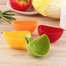 4 шт./партия, соус для салата для кетчупа джема с зажимом, чаша для помидоров, соли, уксуса, ароматизатор сахара