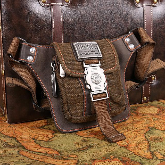 Caliente mini retro monedero de la manera bolso del ocio de cuero suave correa de teléfono bolsillos bolsillos de ocio y turismo