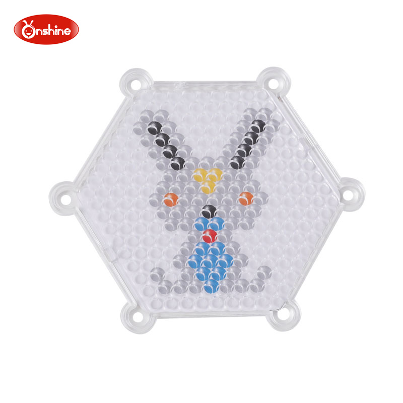 25/14 Colors Aqua Beads Puzzle Magic Water Beads Puzzles Toys Educational Kids Toys Puzzle Games Candy Crystal Color
