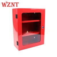 NT K06 Metal lock cabinet combination package security padlock Safety lock box LOTO Safety Lockout Kit lockout station