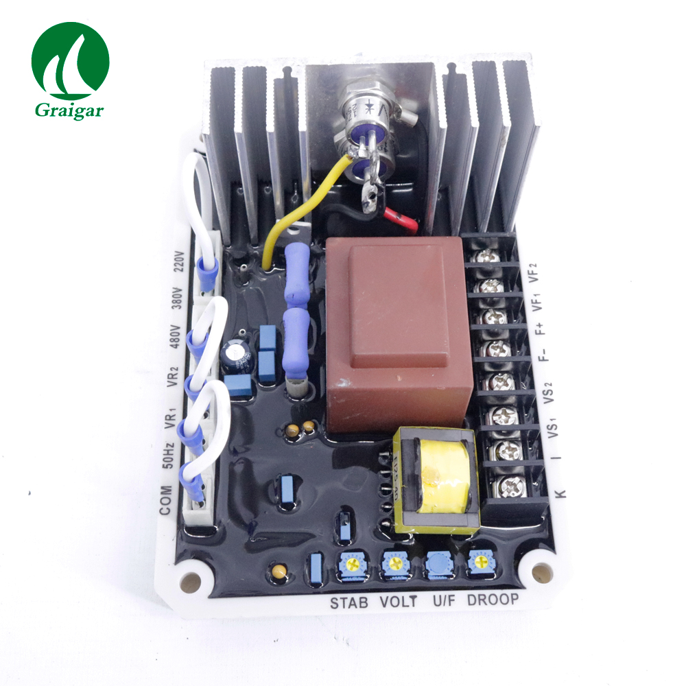 Automatic Voltage Regulator EA15A Current Continuous 15A  Intermittent 20A for 10secsAutomatic Voltage Regulator EA15A Current Continuous 15A  Intermittent 20A for 10secs