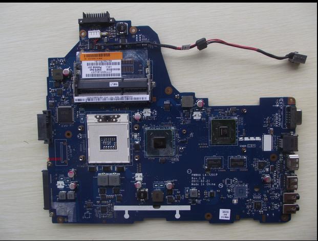 K000124380 K000124390 LA-7201P C660 connect with 3d-printer motherboard full test lap  connect board 639521 001 g6 g6 1000 connect with printer motherboard full test lap connect board