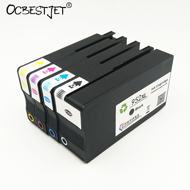 For Hp 952xl 952 Xl Ink Cartridge Full With Ink For Hp