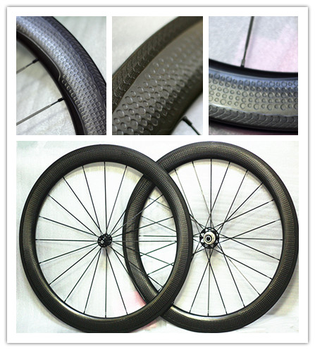 20%Off Special Brake Surface Dimple Aerodynamic Carbon Wheels 2 Year Warranty 58mm Tubeless Road Bike Carbon Wheeldimple carbon wheelsroad bike carbon wheelsetbike carbon wheels -