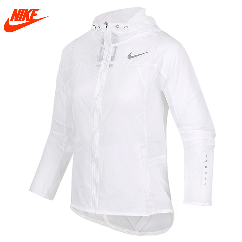 Original Nike womens sun-proof clothing for sports White 831547-101